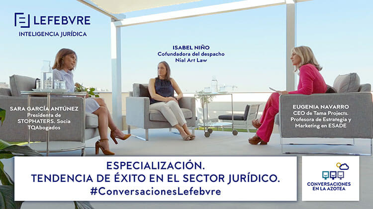 Conversaciones en la Azotea. Especialización