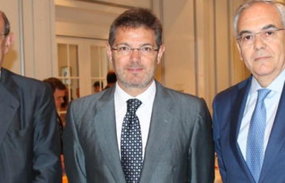 Rafael Catalá se reafirma en su apuesta por el diálogo para modernizar la Justicia