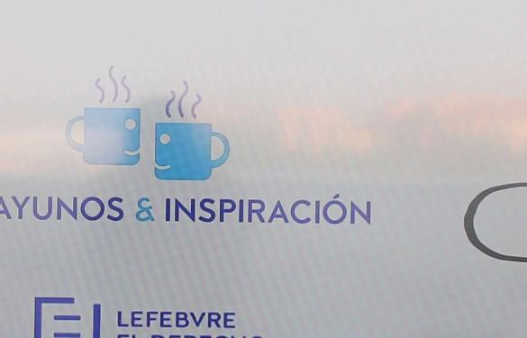 Inauguramos con Forges nuestros Desayunos Inspiradores
