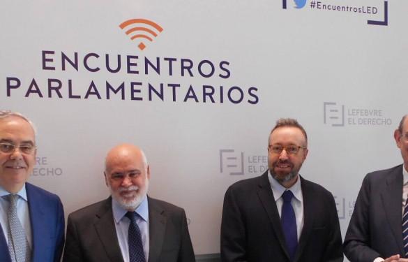 PSOE y Ciudadanos debaten sobre la futura Reforma Constitucional