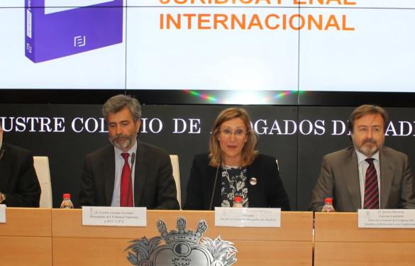 El presidente del TS presenta el Memento Cooperación Jurídica Penal Internacional