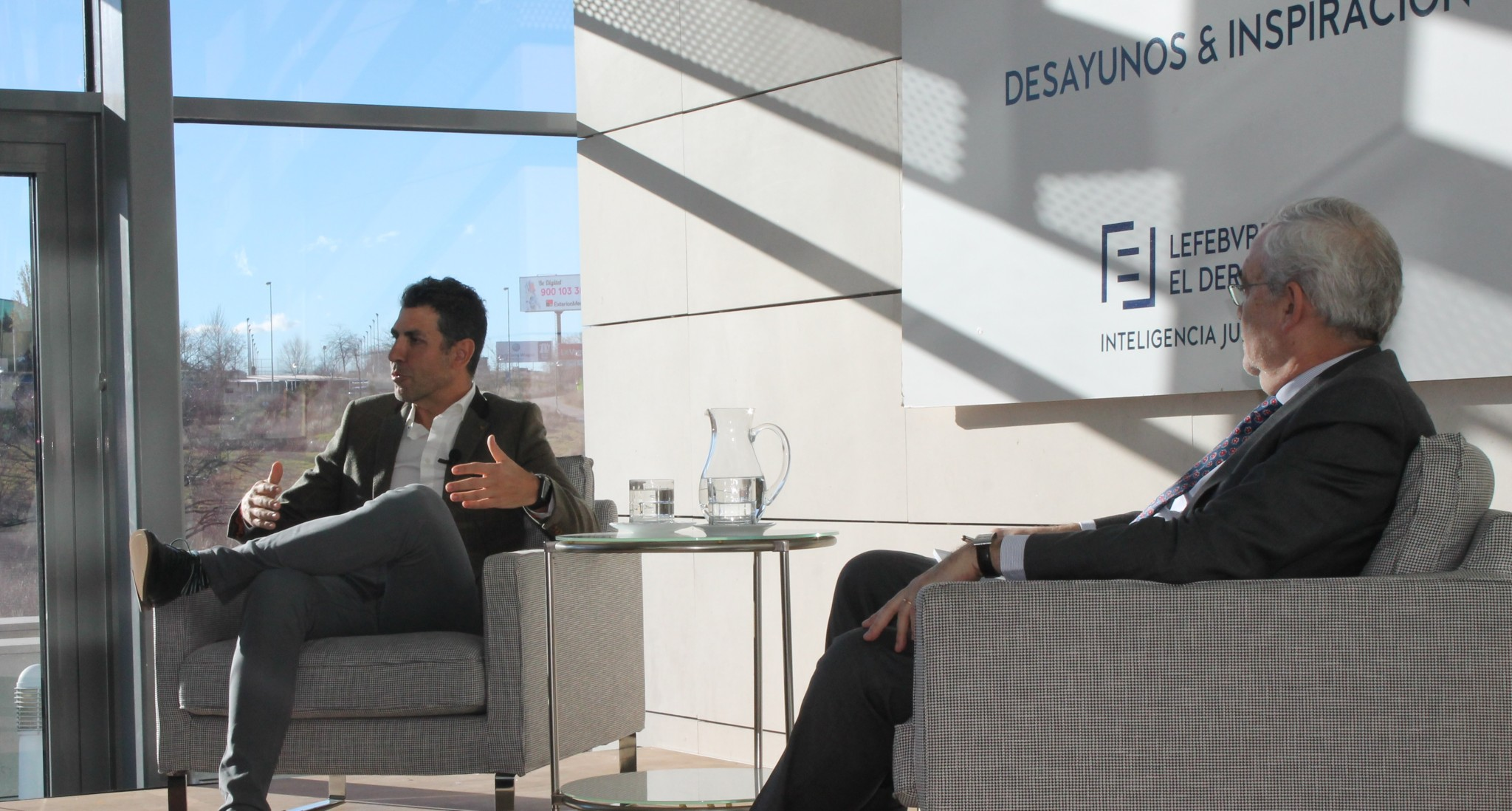 Paco Roncero, protagonista del Desayuno Inspirador Lefebvre·El Derecho