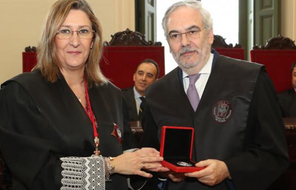 El Colegio de Madrid nombra Colegiado de Honor a Juan Pujol, presidente de Lefebvre · El Derecho