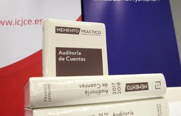 El nuevo Memento de Auditoría nace para dar apoyo técnico a los auditores ante los nuevos retos legislativos