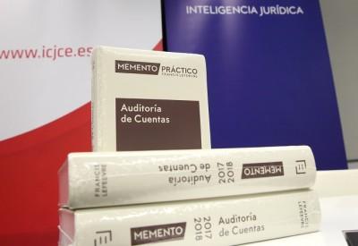 Memento Auditoría de Cuentas 2017-2018