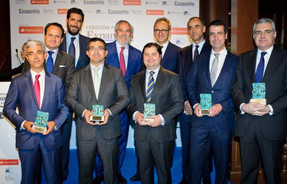 Convocada tercera edición de los premios Expansión Jurídico con la colaboración de Lefebvre · El Derecho