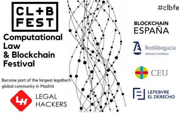 Primer Computational Law & Blockchain Festival con la colaboración de Lefebvre · El Derecho