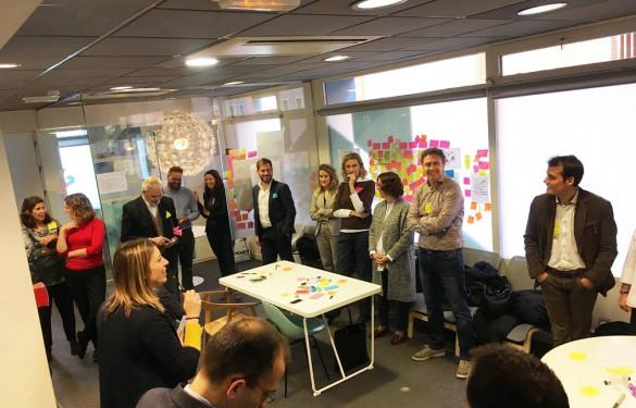 Titanes: La innovación impulsada desde la dirección de LED