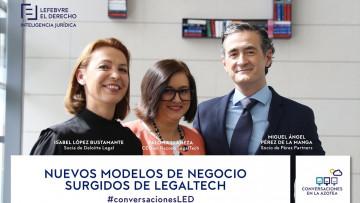 Nuevos modelos de negocio surgidos de Legaltech