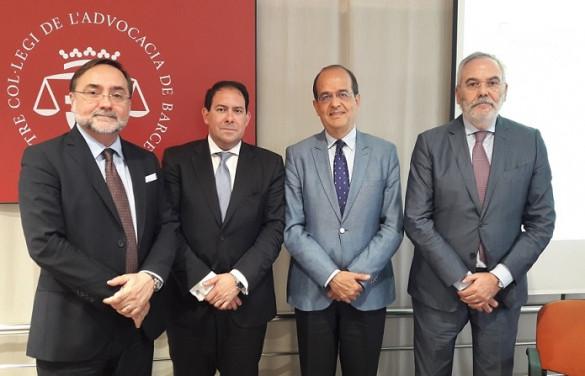 Lefebvre presenta su oferta de Compliance en el Colegio de Abogados de Barcelona