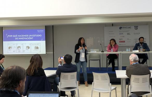 Presentamos el II Estudio de Innovación en el sector jurídico en el II Global Legal Hackathon