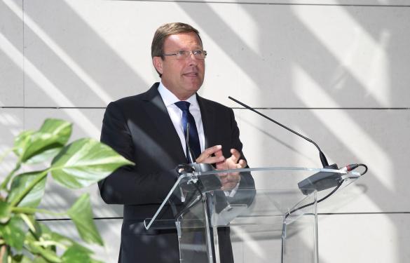 Olivier Campenon, presidente de Lefebvre Sarrut califica el Brexit como