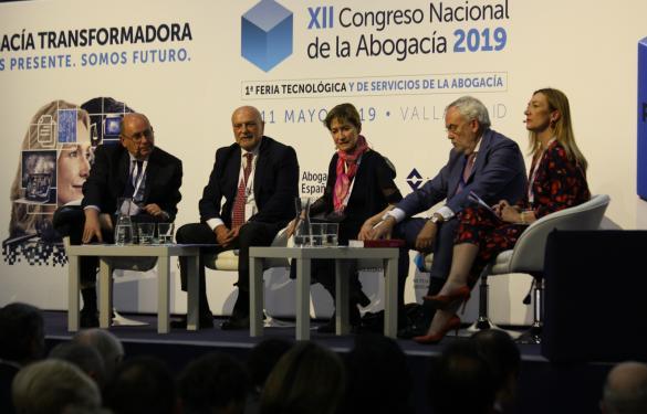 Presentamos el Memento Igualdad en el XII Congreso Nacional de la Abogacía