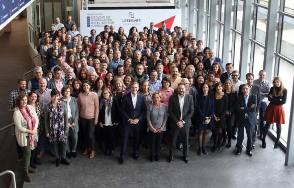 Lefebvre recibe el reconocimiento de los Premios Salud y Empresa RRHHDigital
