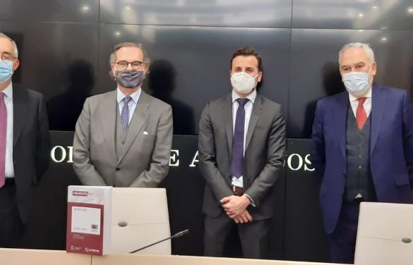 Presentamos el Memento Lefebvre de Arbitraje, una obra coordinada por el decano del ICAM y el secretario general del Club Español del Arbitraje