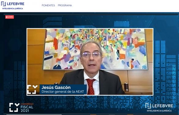 Más de 300 asistentes en el «Congreso Fiscal 2021» en formato virtual e interactivo