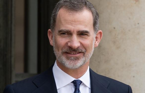 Su Majestad el Rey Don Felipe VI es el presidente de honor del «Congreso Fiscal 2021»