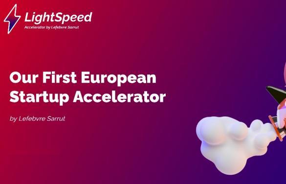 La startup española Brickken, seleccionada en nuestro programa LightSpeed