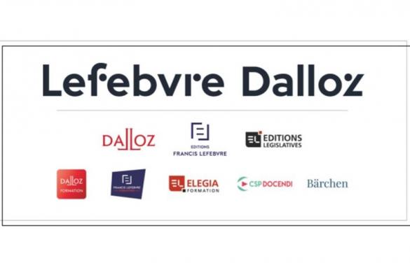 Lefebvre Dalloz, la nueva marca que reúne toda la experiencia del Grupo Lefebvre Sarrut en Francia
