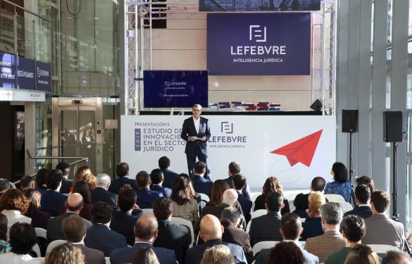 Lefebvre se une a Global LegalTech Hub para impulsar la transformación digital y la innovación en el sector legal