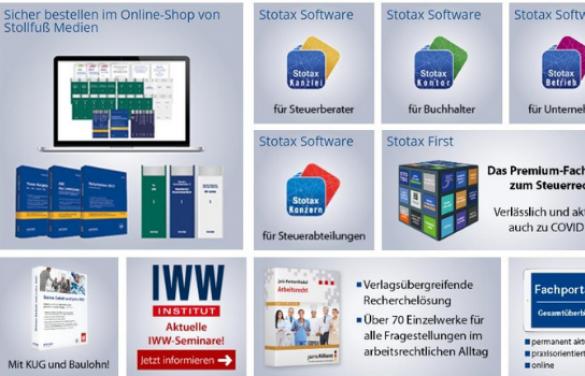 El grupo Lefebvre Sarrut anuncia la adquisición de la gama Textware Business de Stollfuß Medien